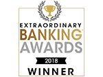 Extraordinary Banking Awards 2018 Banky Winner