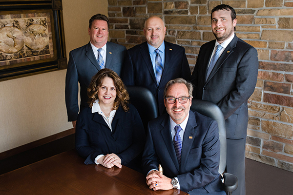 Executive Officers of The Bank of Elk River