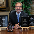 Image of John Babcock, President, CEO and Chairman of The Bank of Elk River with the Banky Awards