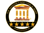 BauerFinancial 5 Star Rating
