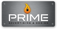 Prime Advertising & Design Logo